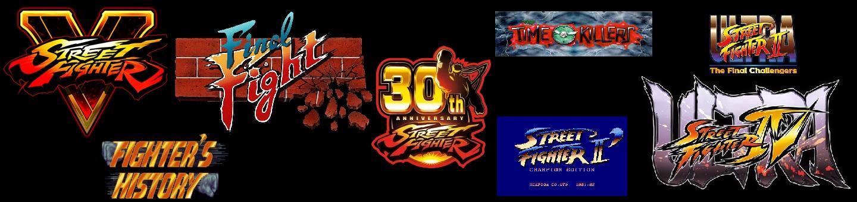 RetroFungeon Podcast 008: Street Fighter Extravaganza!